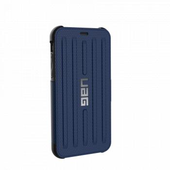 Чехол Urban Armor Gear Metropolis Cobalt для iPhone X/XS синий
