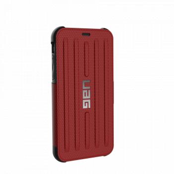 Чехол Urban Armor Gear Metropolis Magma для iPhone X/XS красный