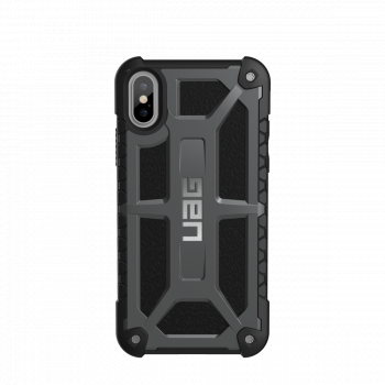 Чехол Urban Armor Gear Monarch Graphite для iPhone X/XS
