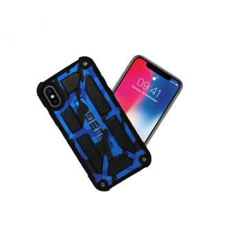 Чехол Urban Armor Gear Monarch Army Series Blue для iPhone X/XS