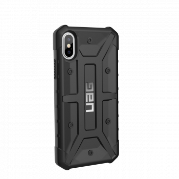 Чехол Urban Armor Gear Pathfinder Black для iPhone X/XS черный
