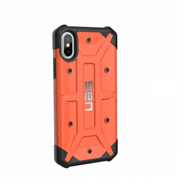 Чехол Urban Armor Gear Pathfinder Rust для iPhone X/XS оранжевый
