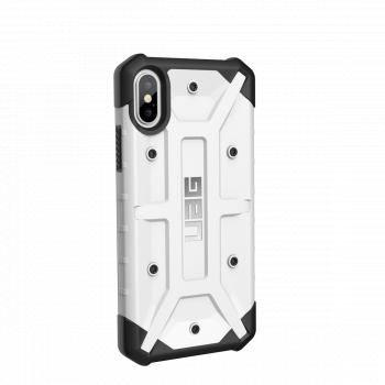 Чехол Urban Armor Gear Pathfinder White для iPhone X/XS белый