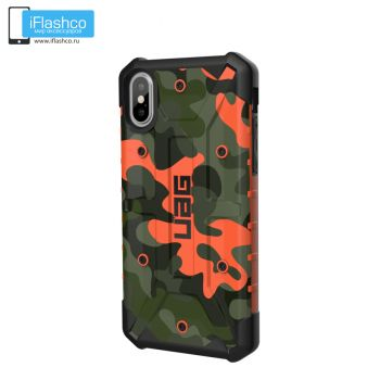 Чехол Urban Armor Gear PATHFINDER SE CAMO Hunter для iPhone X/XS
