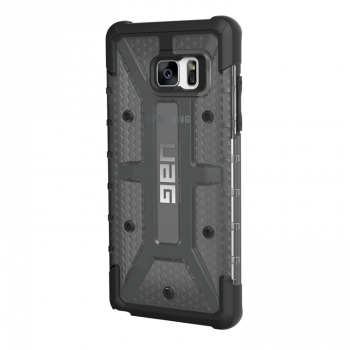 Чехол Urban Armor Gear Ash для Samsung Galaxy Note 7 черный прозрачный