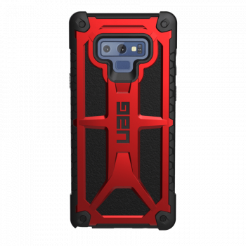 Чехол Urban Armor Gear Monarch Crimson для Samsung Galaxy Note 9