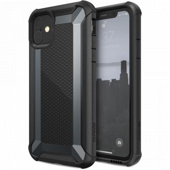 Чехол ударопрочный X-Doria (Raptic) Tactical Black для iPhone 11