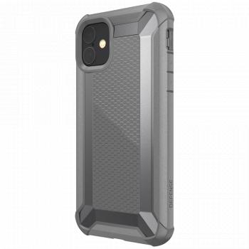 Чехол ударопрочный X-Doria (Raptic) Tactical Grey для iPhone 11