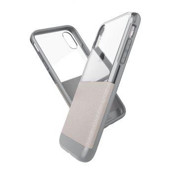 Чехол ударопрочный X-Doria Case Dash Creamy для iPhone XR