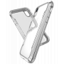 Чехол ударопрочный X-Doria Defense Shield Silver для iPhone XR