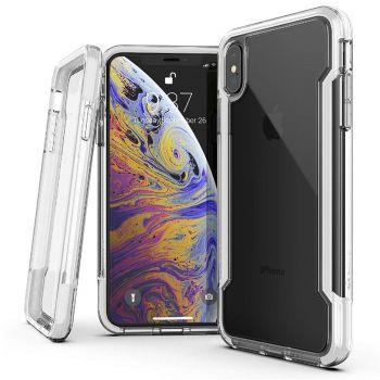 Чехол ударопрочный X-Doria Defense Clear для iPhone XS Max