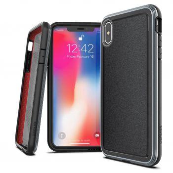 Чехол ударопрочный X-Doria Defense Ultra Black для iPhone XS Max