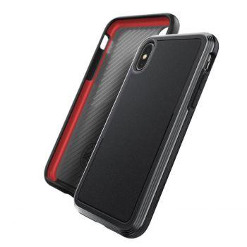 Чехол ударопрочный X-Doria Defense Ultra Black для iPhone X/XS