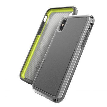Чехол ударопрочный X-Doria Defense Ultra Gray для iPhone X/XS