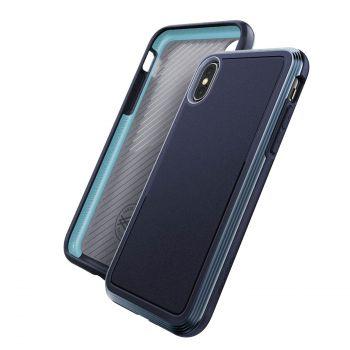 Чехол ударопрочный X-Doria Defense Ultra Blue для iPhone X/XS