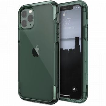 Чехол ударопрочный X-Doria (Raptic) Defense Air Midnight Green для iPhone 11 Pro
