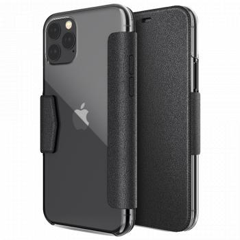 Чехол ударопрочный X-Doria (Raptic) Engage Folio Black для iPhone 11 Pro
