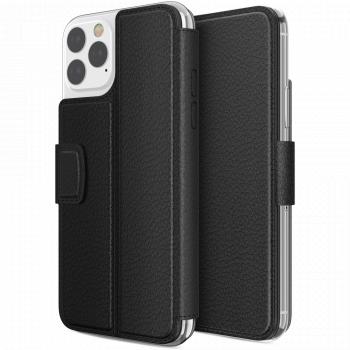Чехол ударопрочный X-Doria (Raptic) Folio Air Black для iPhone 11 Pro