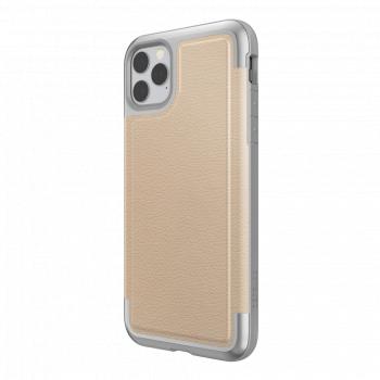 Чехол ударопрочный X-Doria (Raptic) Defense Prime Tan для iPhone 11 Pro