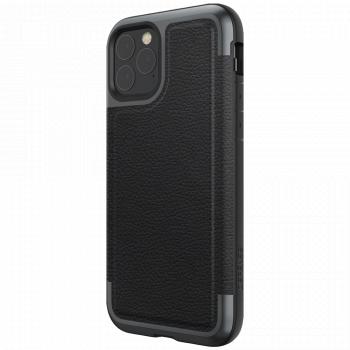 Чехол ударопрочный X-Doria (Raptic) Defense Prime Black для iPhone 11 Pro