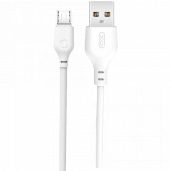 Кабель Micro-USB XO NB-112 1 м белый